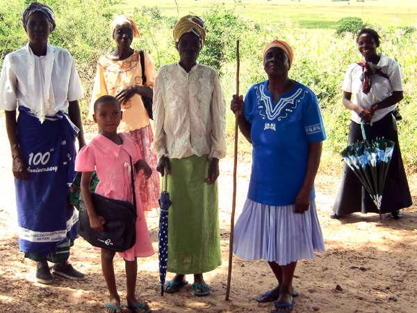 zambia voluntariados en italia