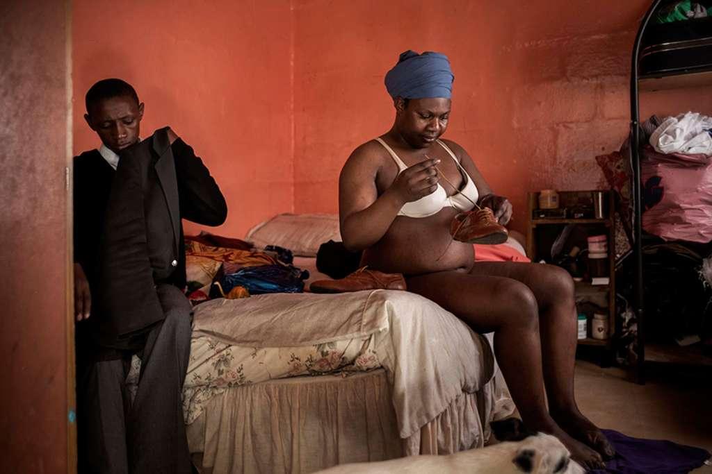 zapatos transgenero en africa
