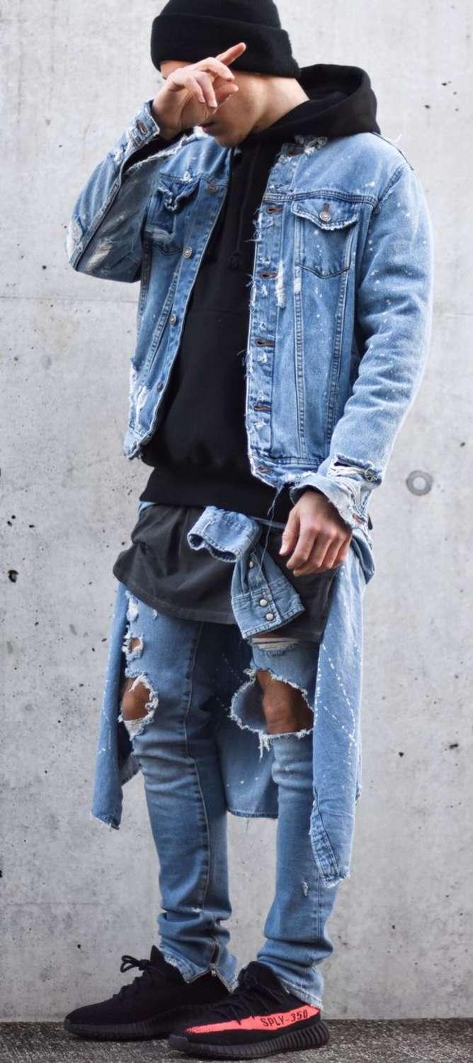 12 Formas En Las Que Un Hombre Puede Usar Sudadera Y