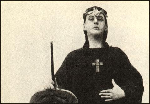 Aleister Crowley satan