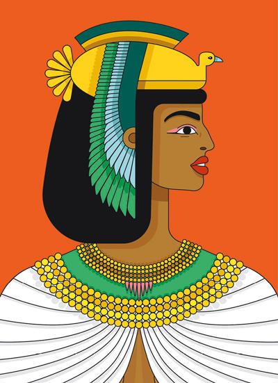 Cleopatra cuentos de buenas noches para ninas rebeldes