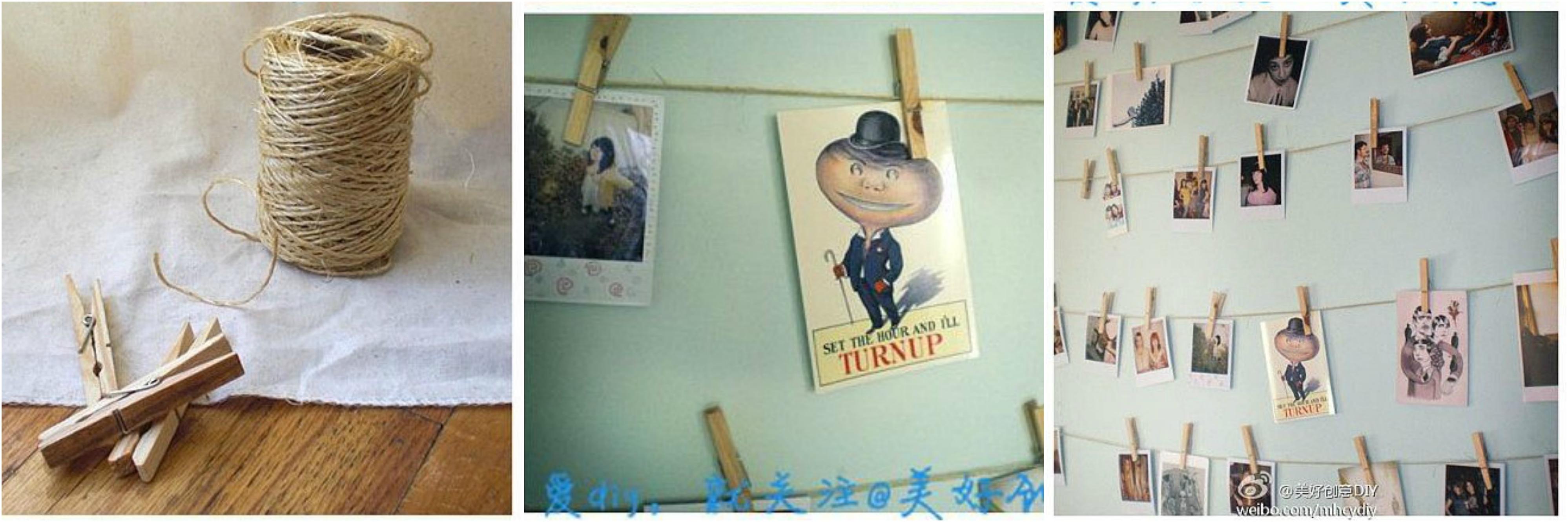 Decoraciones con fotos que puedes realizar para no olvidar for Decoracion con fotografias