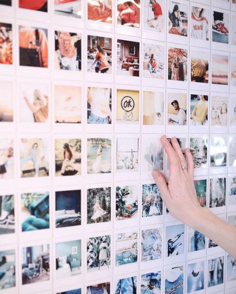 Decoraciones con fotos que puedes realizar para no olvidar - Decoracion de paredes con fotos ...