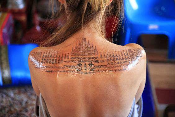 Festival del tatuaje en Tailandia portada-h600