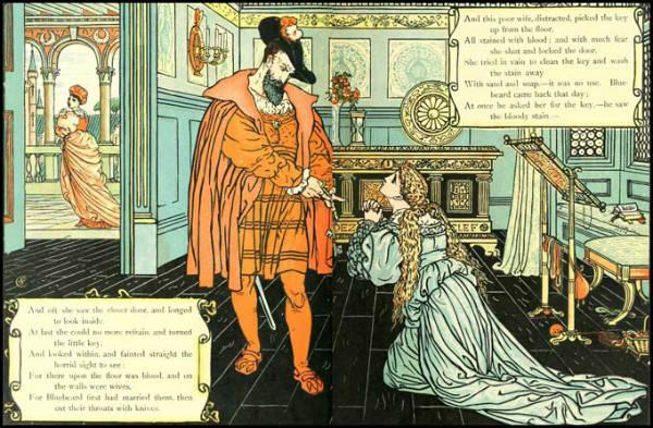 Gilles de Rais serial killer bluebeard illustration-w600-h600
