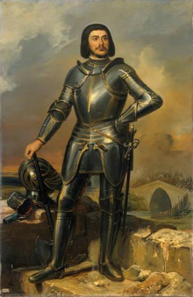Gilles de Rais serial killer painting-w600-h600