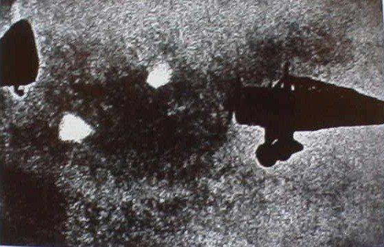 Nazi UFO Foo FIghter planes