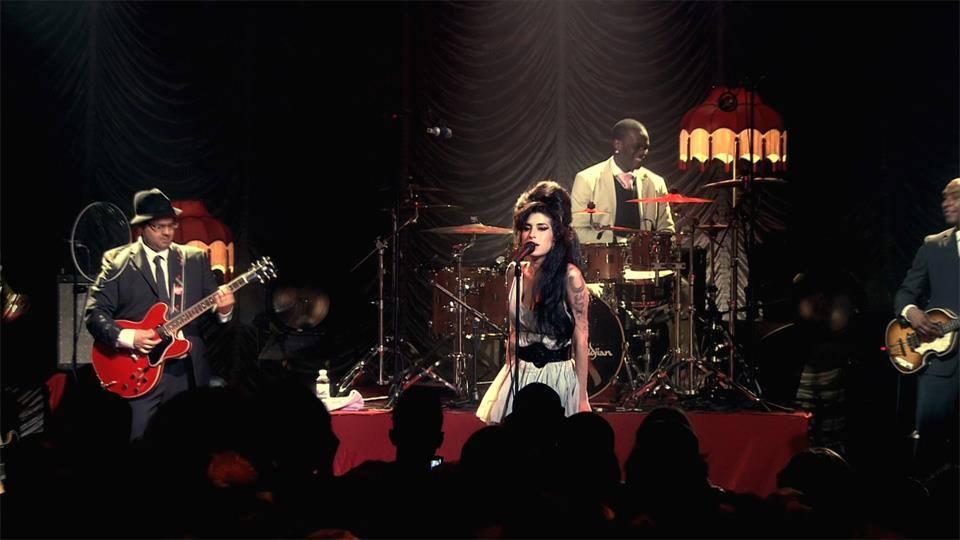 Pete Doherty y Amy Winehouse concierto