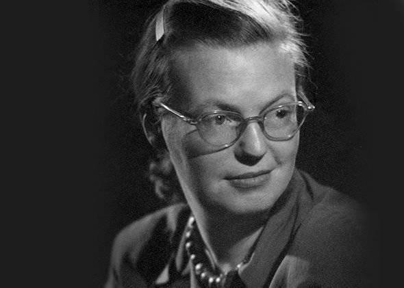 Shirley Jackson witch writer glasses-w600-h600