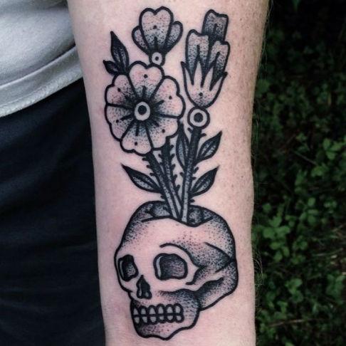 Tatuajes De Puntillismo Que Deberias Hacerte Si Le Tienes Miedo Al