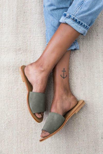 Tatuajes Para Fotos- Anclas