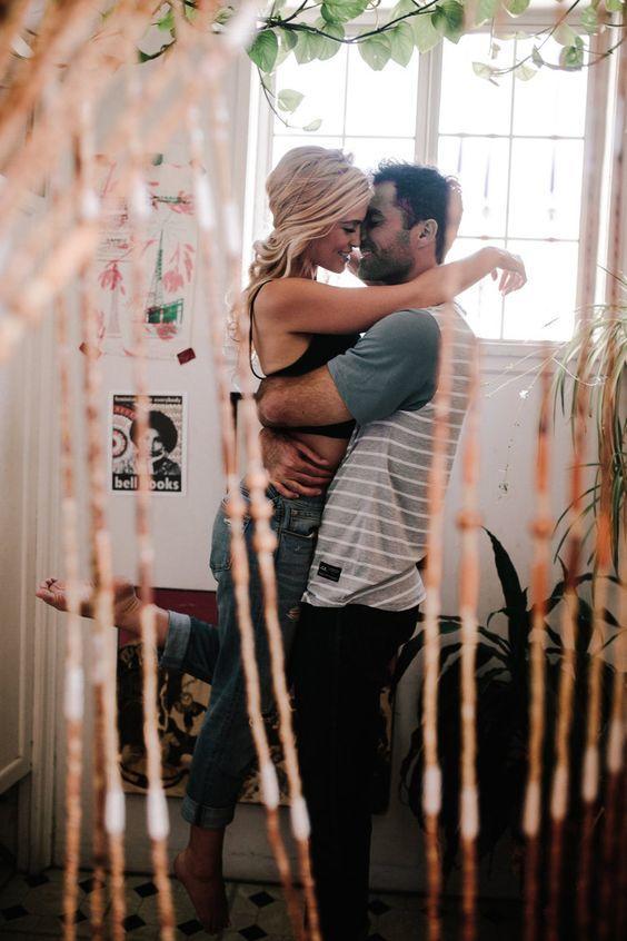 amor segun la ciencia pareja abrazada