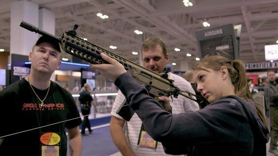 ninos mueren por armas en eua