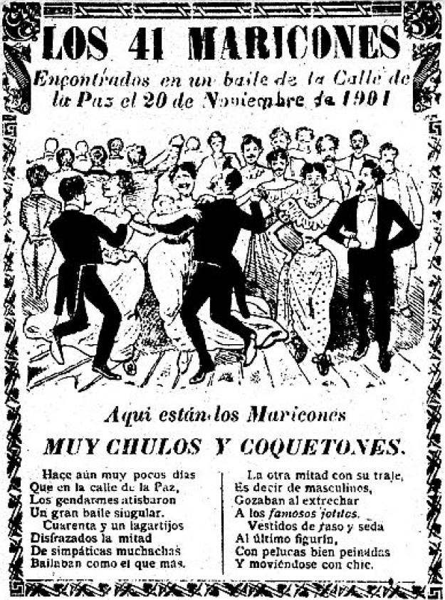 bailes de maricones bailes maricones
