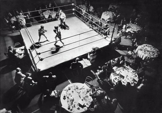 boxeador rukeli ring