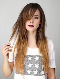 cabello lacio.