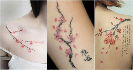 cherry blossom tattoos 2