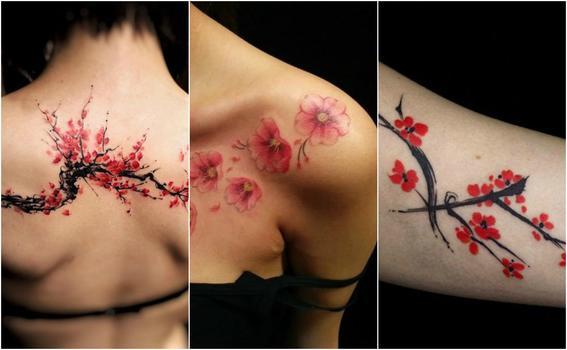 cherry blossom tattoos 4