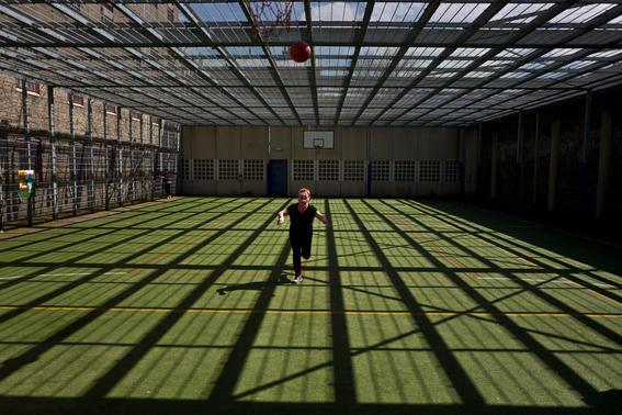 como es vivir en una prision alemana  campo