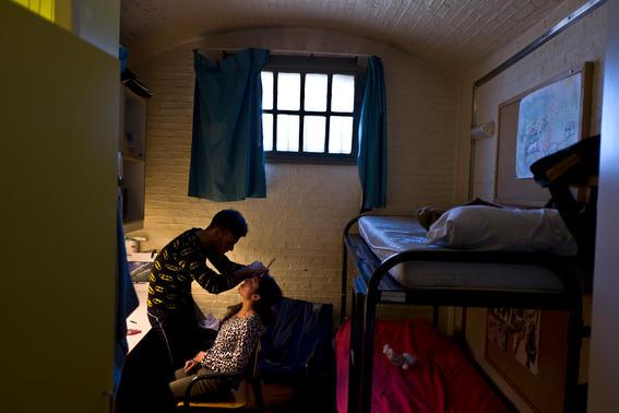 como es vivir en una prision alemana  matrimonio