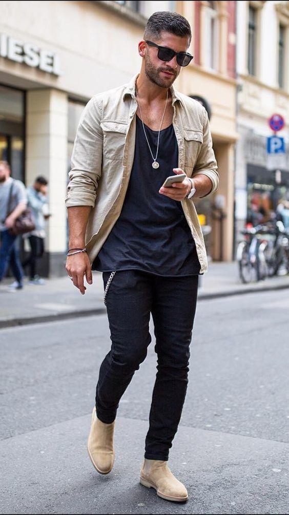 Hot Mens Jeans