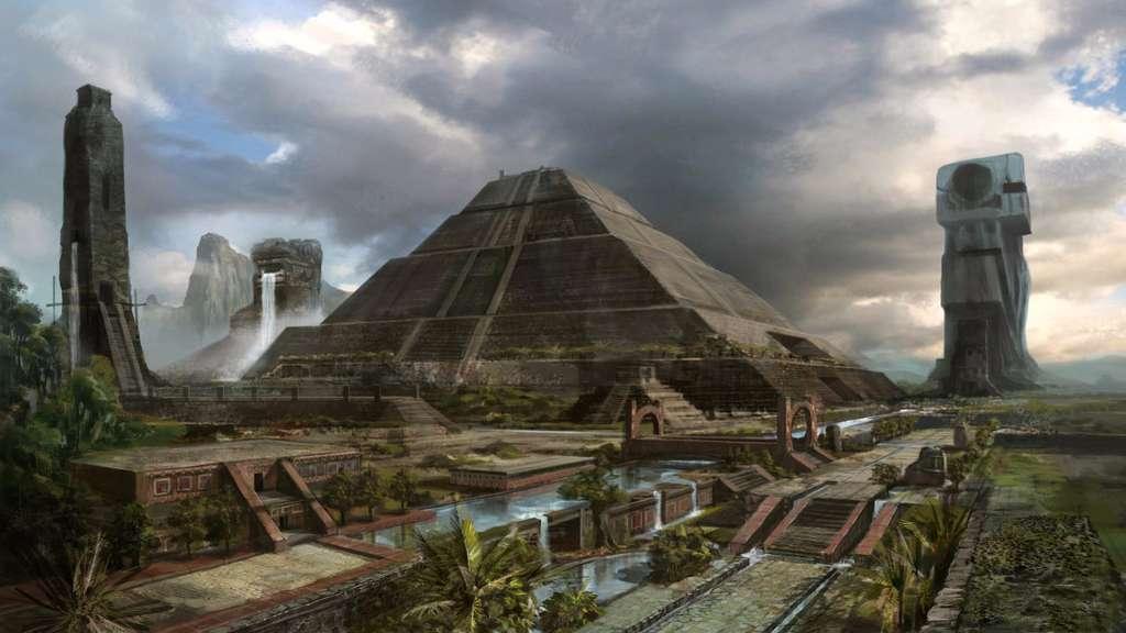 conquista maya civilizaicon