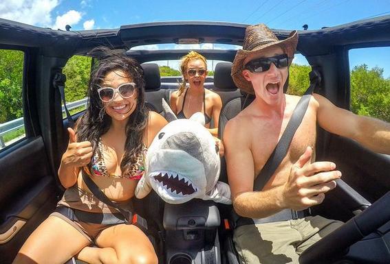 consejos para viajar de Matthew Karsten jeep