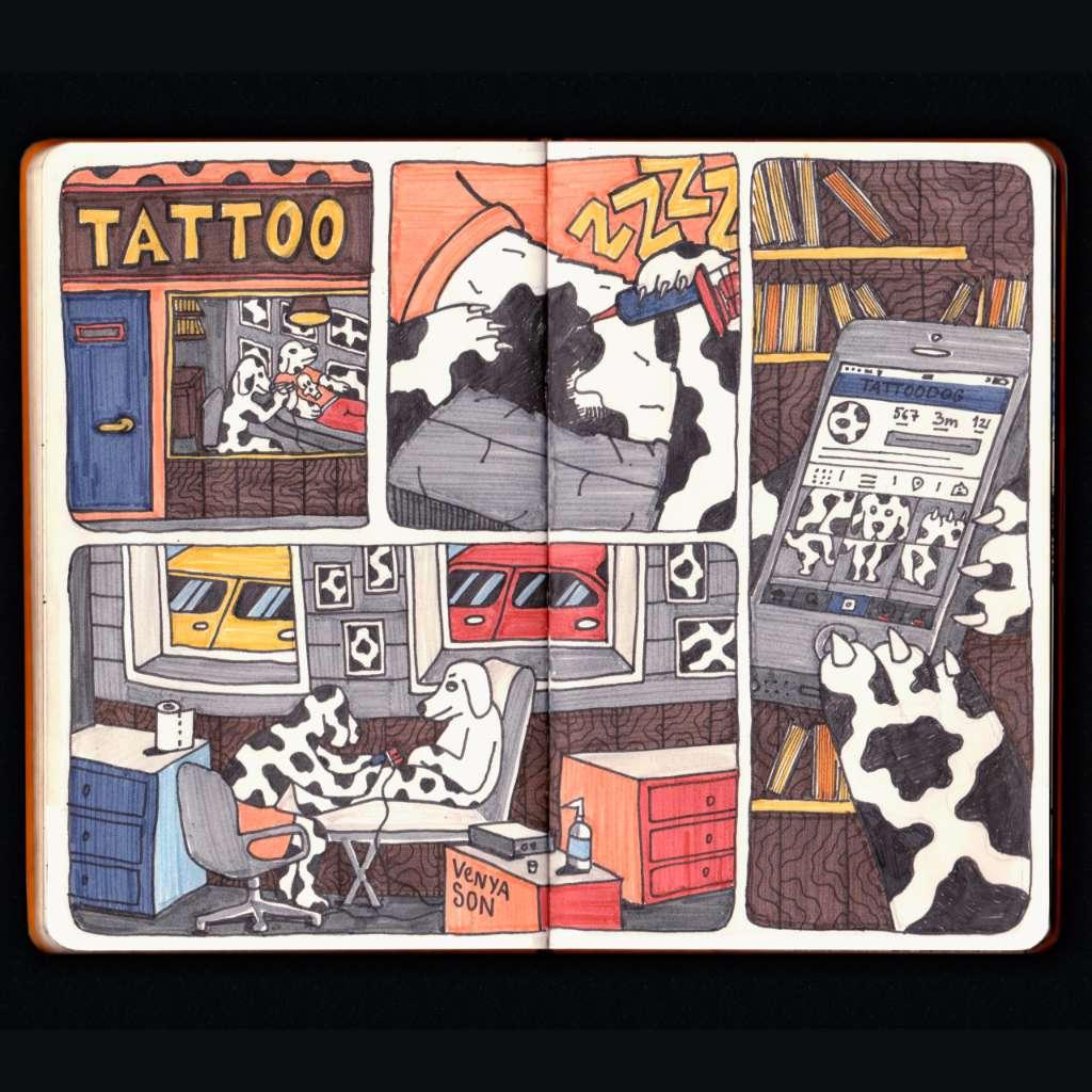 cosas que haces y no quieres que tus papas sepan tattoo