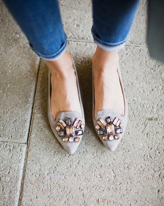 cuantos pares de zapatos necesito flats