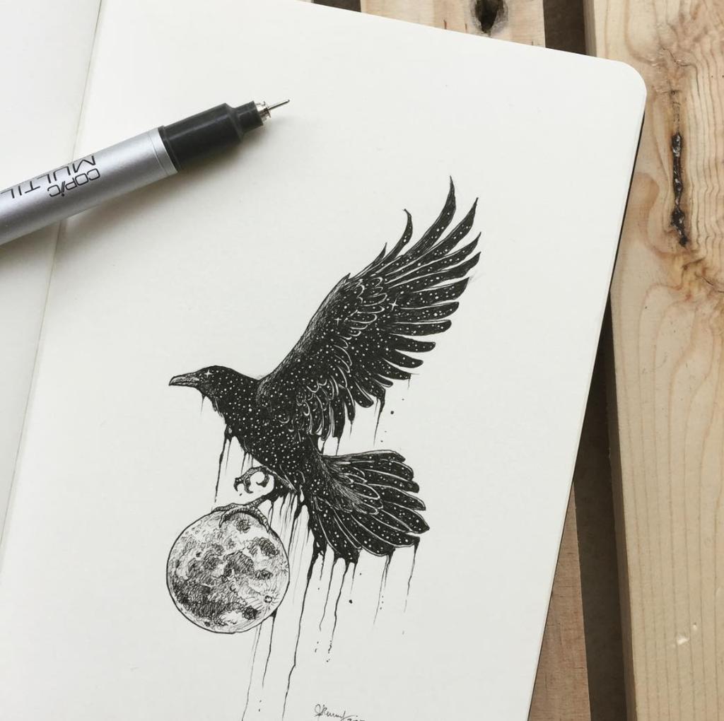 Disenos Populares De Tatuajes: 20 Diseños De Animales Que Inspirarán Tu Primer Tatuaje
