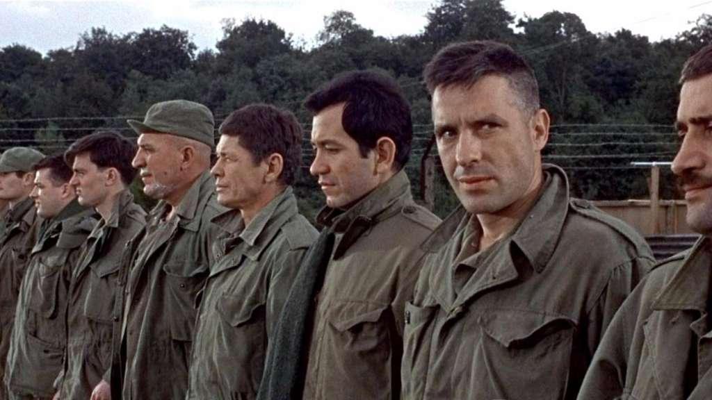 dozen peliculas de guerra