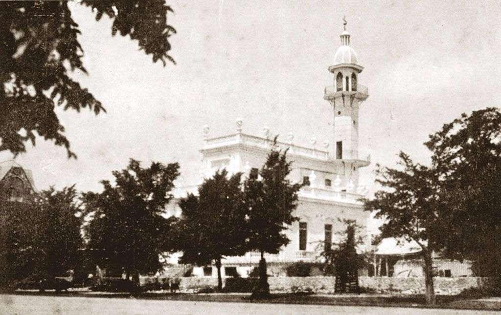 elvia carrillo puerto minarete