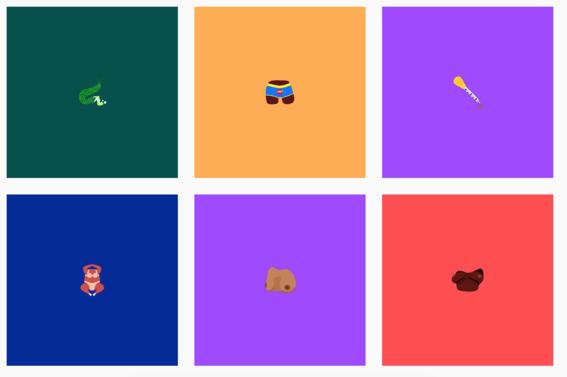 emojis sexuales parejas