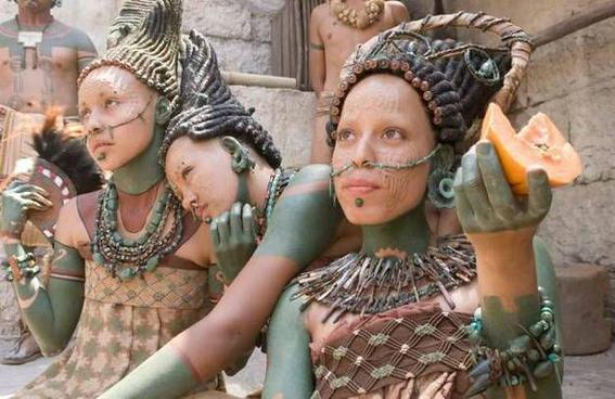 belleza en la cultura maya 4