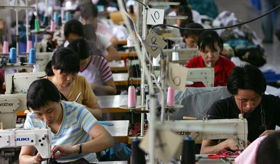 fin de la produccion masiva de asia