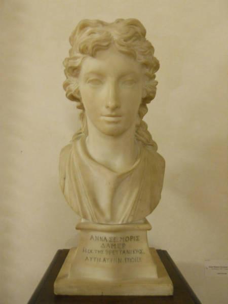 forgotten female artists Anne Seymour Damer