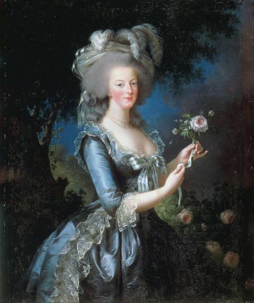 forgotten female artists Louise Elisabeth Vigée Le Brun