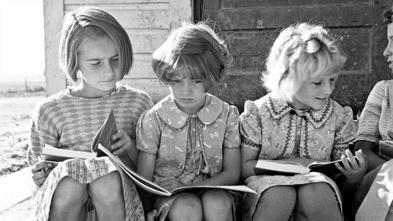 fotografia documental Dorothea Lange-h600
