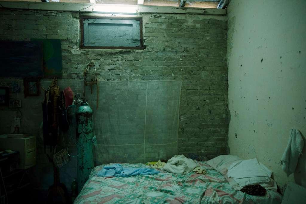 fotografias de Oded Wagenstein habitacion