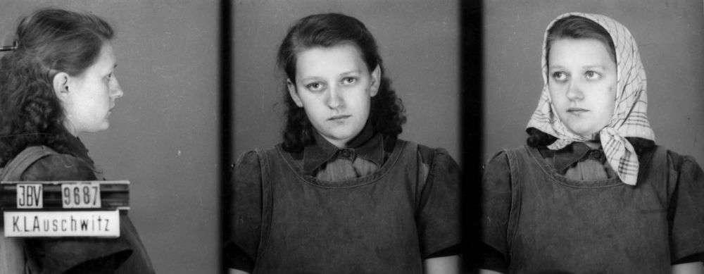fotografias en los campos de concentracion mujer-h600
