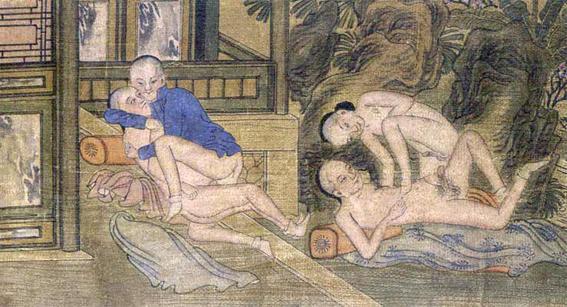 habitos sexuales china