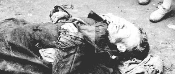 holodomor genocidio ucraniano cadaver