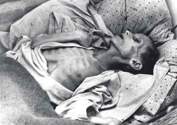 holodomor genocidio ucraniano muerte