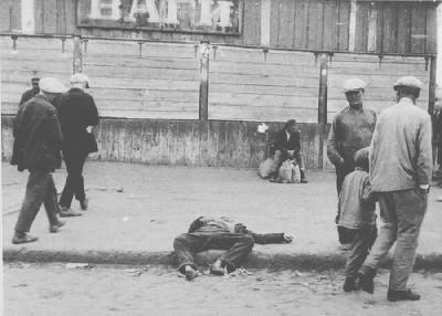holodomor genocidio ucraniano muertes
