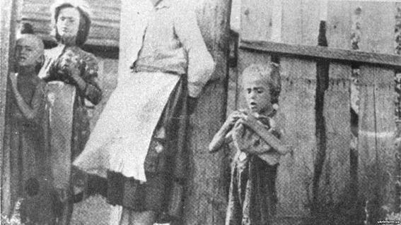 holodomor genocidio ucraniano victimas