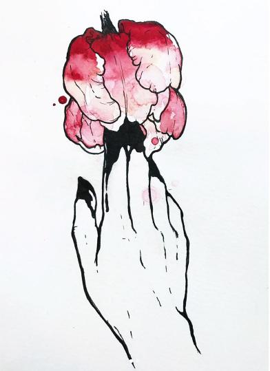 illustraciones de linda weissman