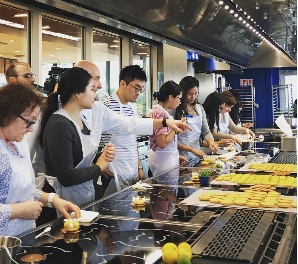 Cu l es la mejor escuela de cocina del mundo comida - Escuela de cocina ...