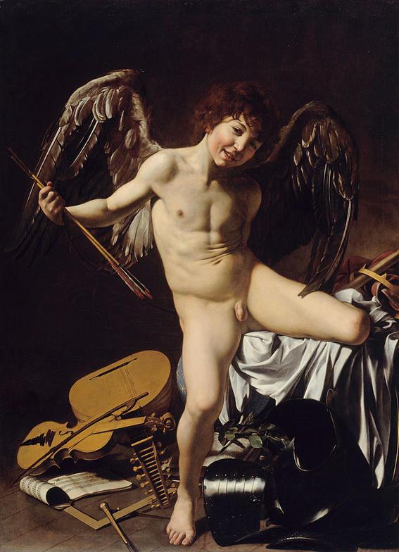 male nude paintings