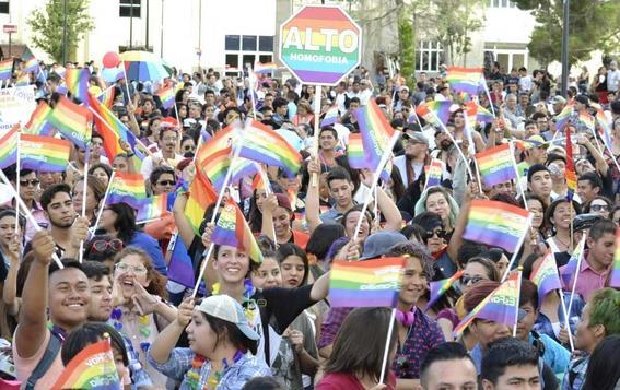 marcha del orgullo gay en la cdmx