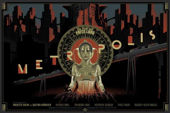 metropolis pelicula